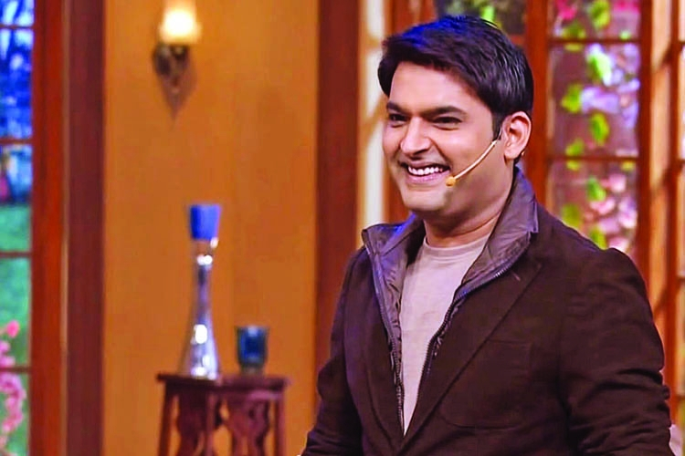 Kapil Sharma introduces his girlfriend on Twitter