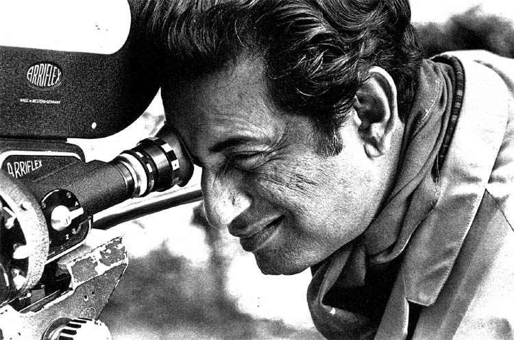 Satyajit Ray and Cannes