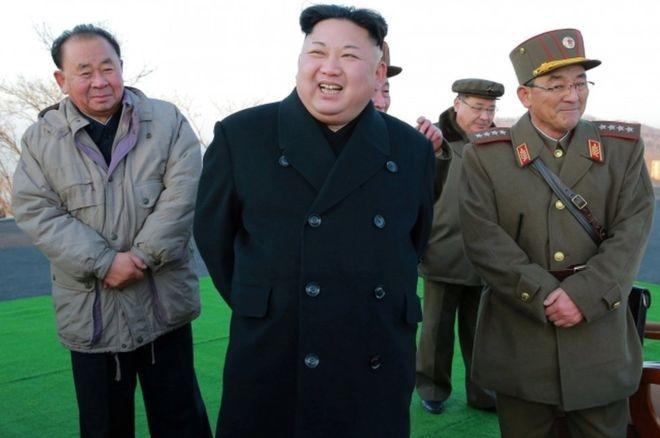 North Korea conducts high-thrust engine test