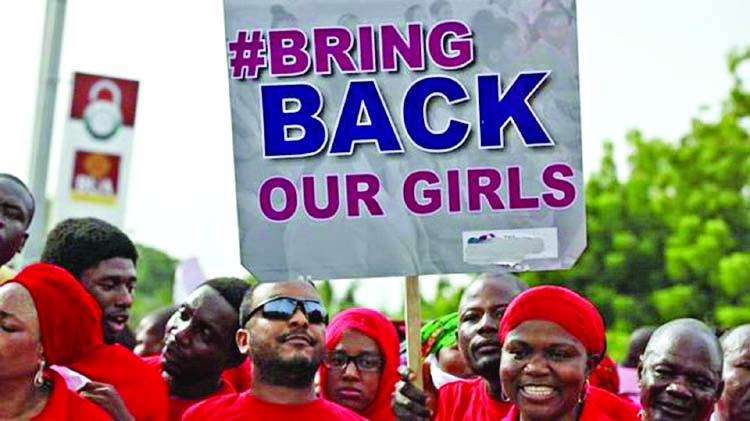 Don't forget us, says Chibok schoolgirl