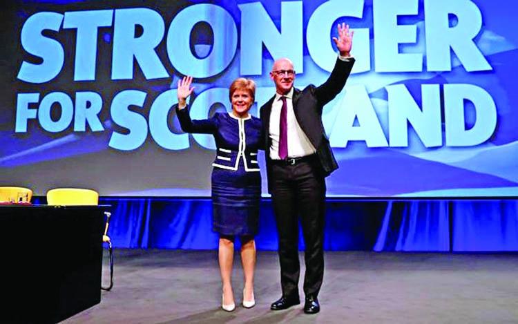 'Ignoring Scotland will shatter UK'
