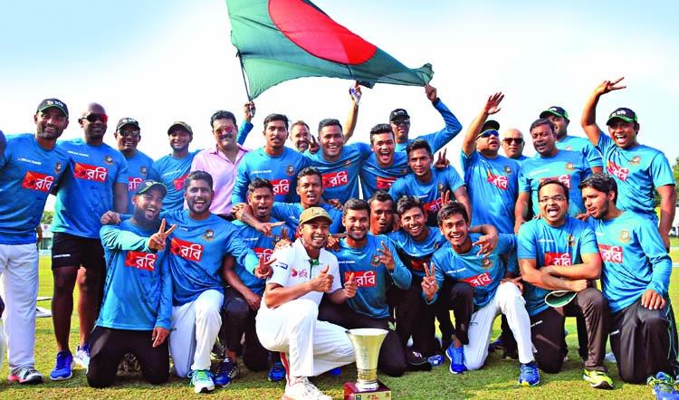 Congratulations Tigers