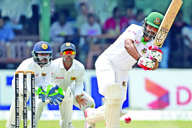 Tigers beat Lions in 100th Test