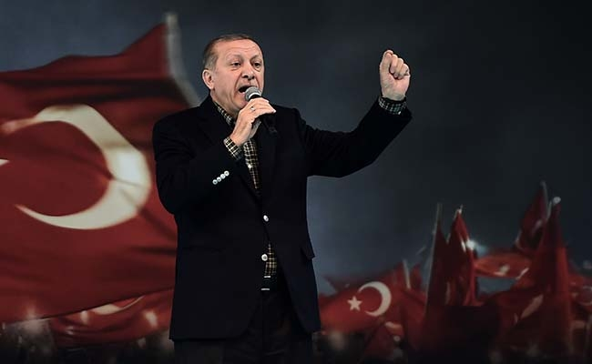 Germany says Erdogan has 'gone too far' with Nazi jibe