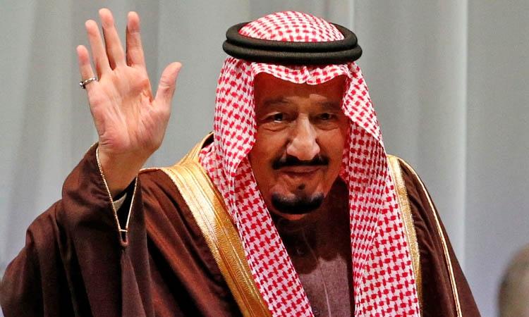 Saudi king's Asia tour trumpets downstream