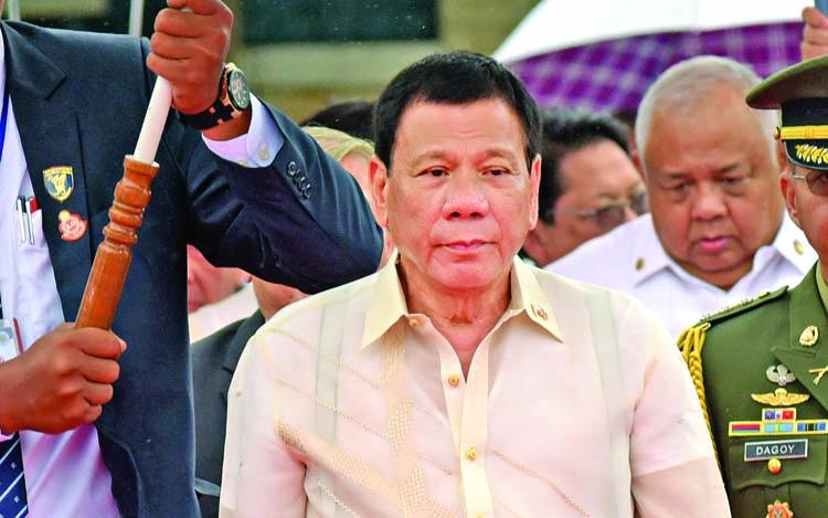 Duterte calls EU critics 'crazies'