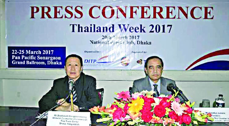 Thai trade show to begin in city tomorrow