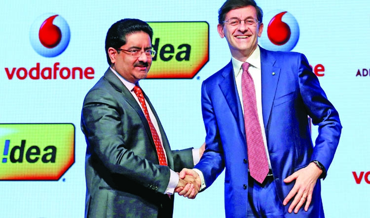 Vodafone, Idea in $23b deal to create new Indian telecom leader