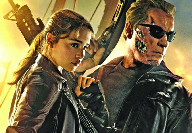 No more Terminator?
