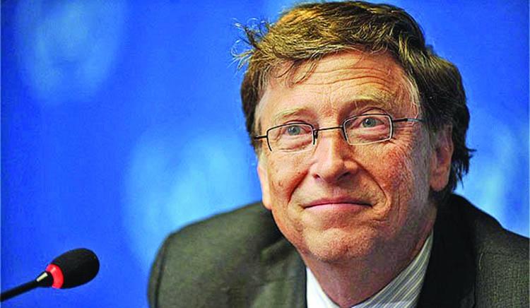 Bill again world's richest man