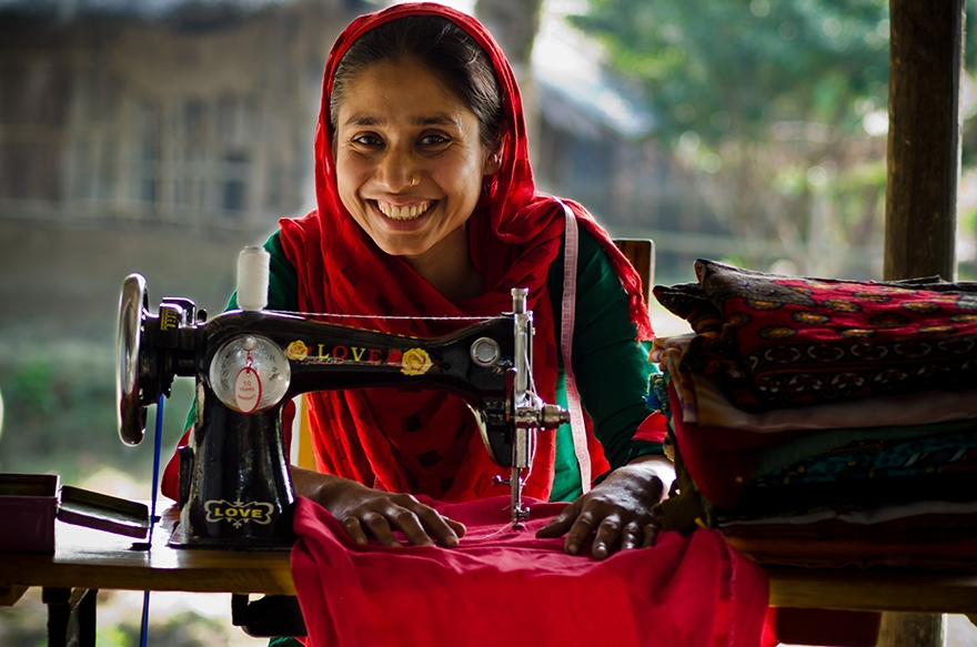 Bangladesh achieved remarkable success in advancing women