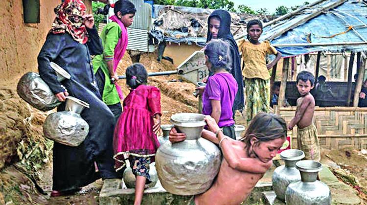 UNHCR urges fair  deal for Rohingyas