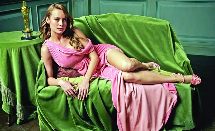 Brie Larson to play White House hopeful