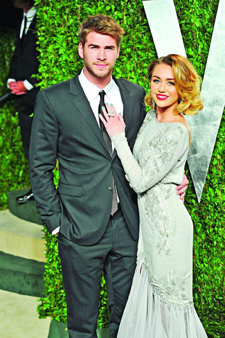 Miley, Liam to start a family