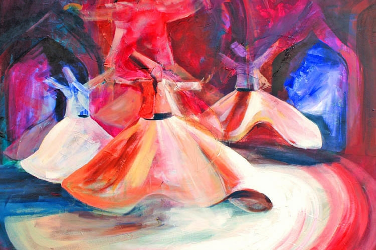 Painting secularism with Sufi colors