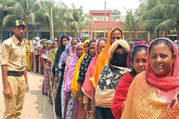 EC expects 80pc voter turnout in Comilla city polls