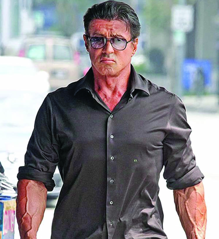 Sylvester Stallone quits Expendables | The Asian Age ...