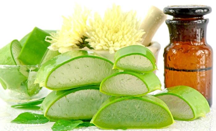 Aloe Vera for Hair, Skin and Weight-Loss