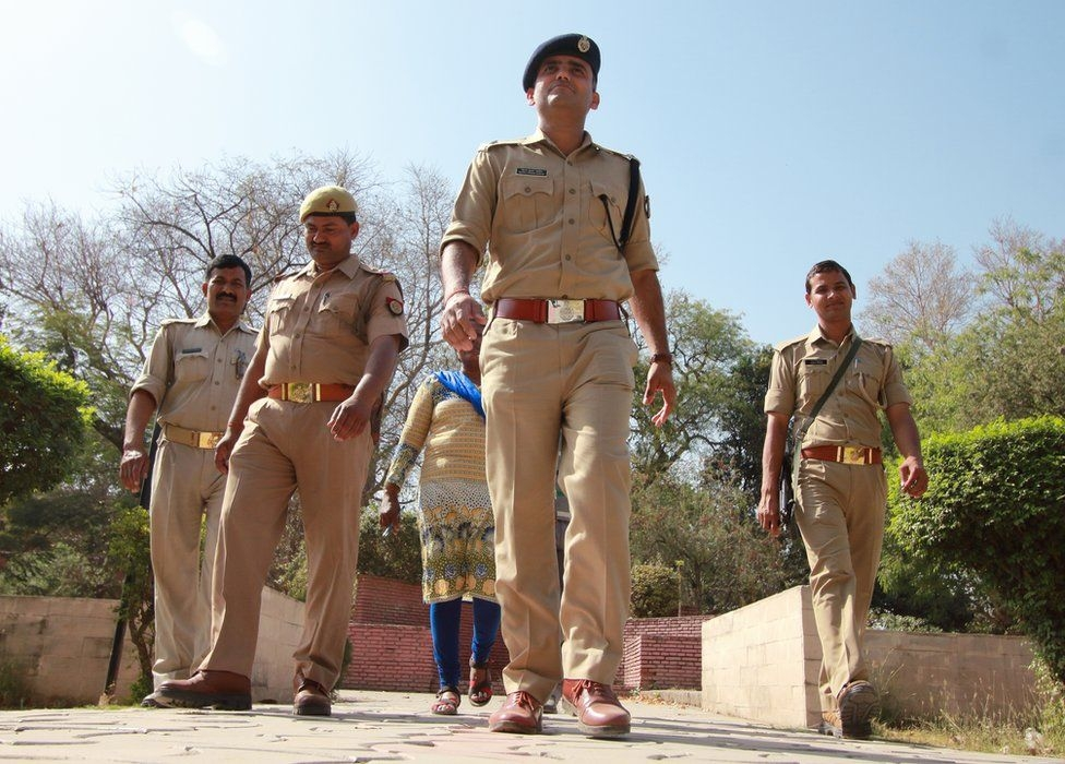 India's anti-harassment squad : Helping or intruding