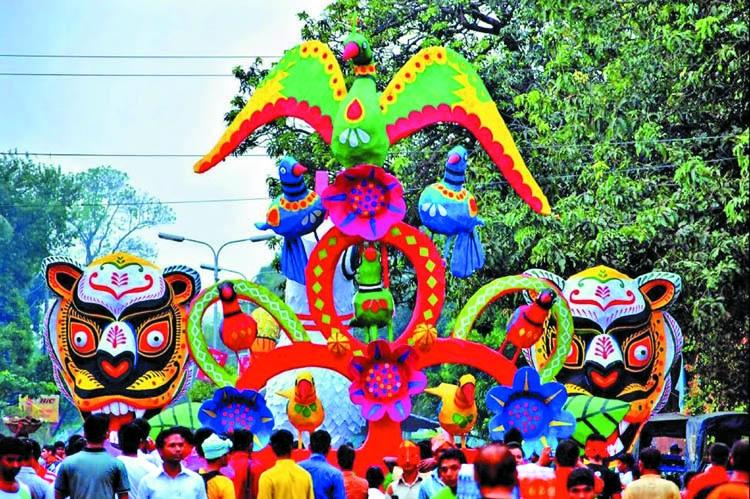 Mangal Shobhajatra now part of global cultural legacy