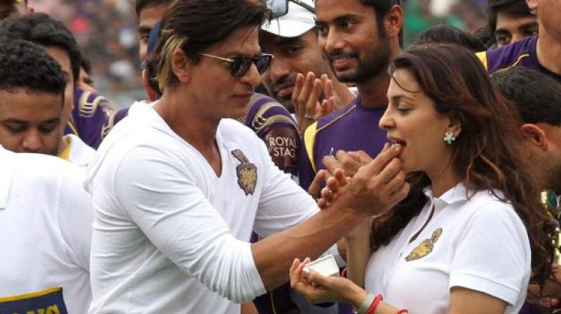 Shah Rukh is the charisma of KKR: Juhi Chawla | The Asian Age Online