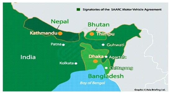 India may slow BBIN-MVA, BD hopeful