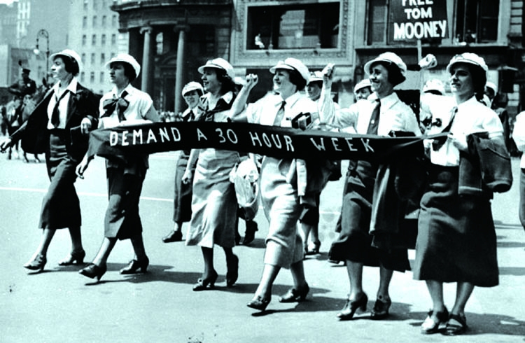 How May Day became  a holiday for workers
