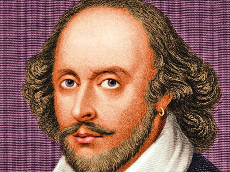 Shakespeare's language not as  original as dictionaries think