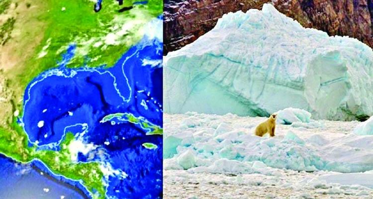 Konec světa jak ho známe? Toto nastane, až nezůstanou žádné ledovce...