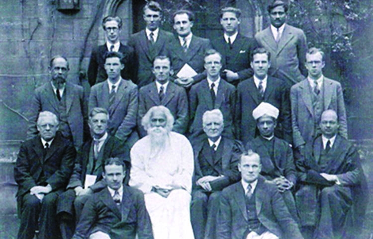 Tagore's message on Religion