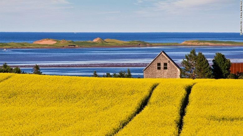 Prince Edward Island: Anne of Green Gables and so much more