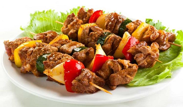 Beef kebabs recipe