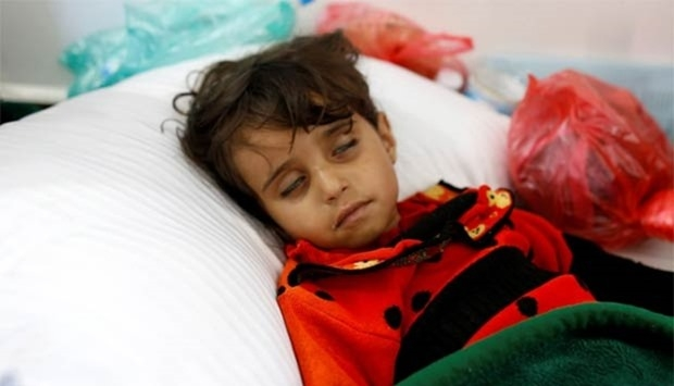 Yemen cholera outbreak kills 242 in three weeks: WHO