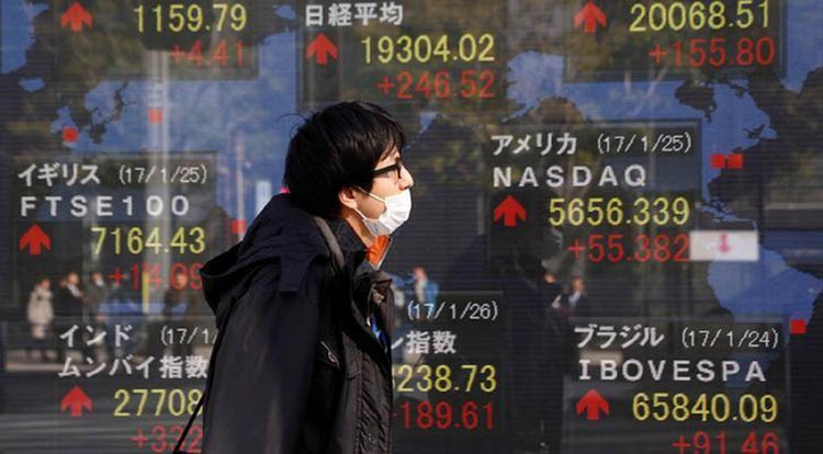 Shares, dollar lick wounds as Trump rout eases