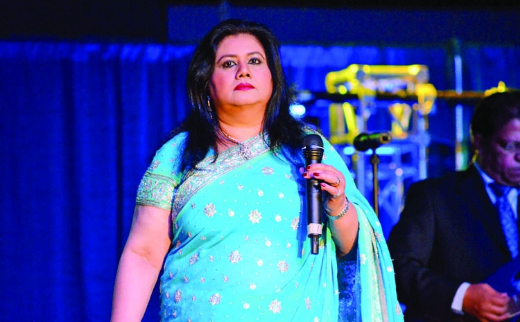 Another achievement for Runa Laila