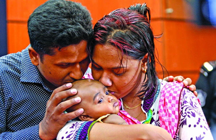 Abducted child rescued after 2 days