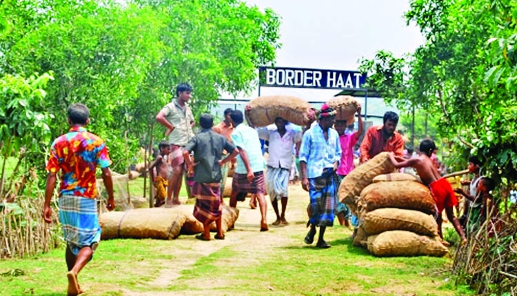 BD-India to finalize site for border market in Tripura | The