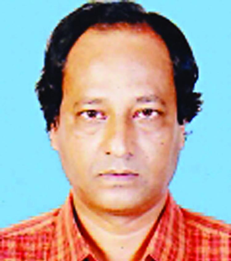 Prof Bishwajit first Rabindra University VC