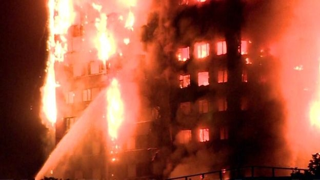 Výsledek obrázku pro huge-fire-rips-through-london-tower-block
