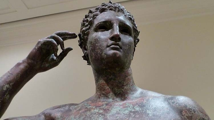 Getty Museum returns ancient statue to Italy