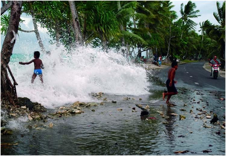 BD needs global help to tackle climate change: COAST