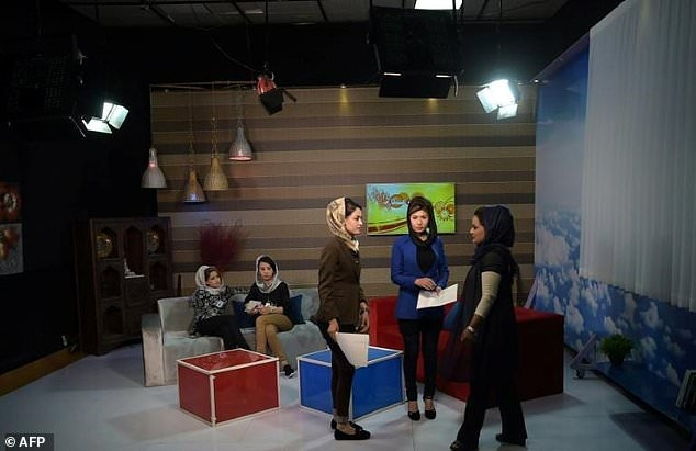 New magazine, TV channel give Afghan women cautious voice