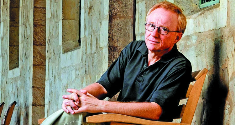 A winner of Man Booker prize
