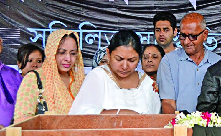 Rich tribute pours in for Dr Karunamaya Goswami