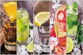 Summer day thirst quenchers