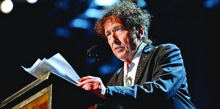Bob Dylan's Nobel lecture says the unsayable