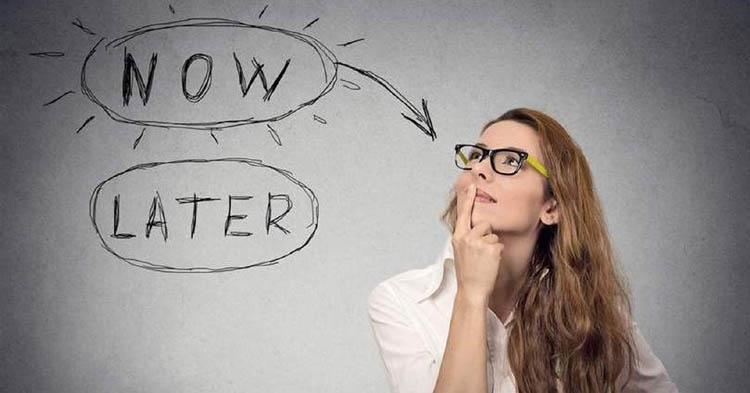 Five steps to (finally) stop procrastinating