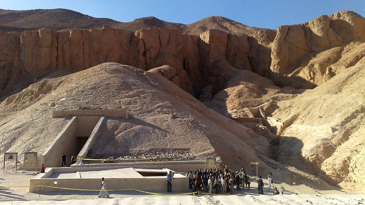 Interesting facts about Tutankhamun for kids