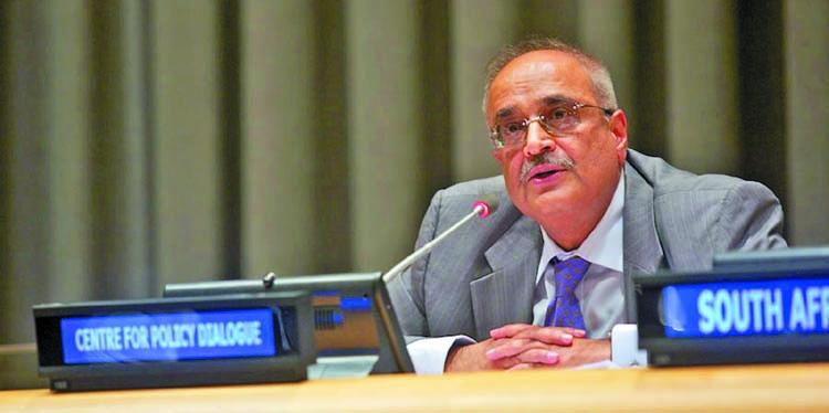 Global partnership must leverage SDGs delivery: Debapriya