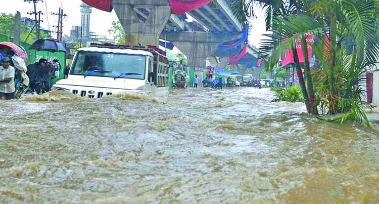 Tk 60b projects likely to solve water logging in Chittagong